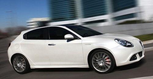 Alfa Romeo incorpora el GLP al Giuletta.