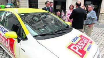 Pascual renueva su flota de vehículos en Cantabria con el autogas/GLP