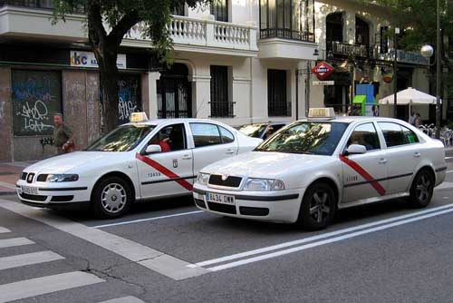 taxis-madrid