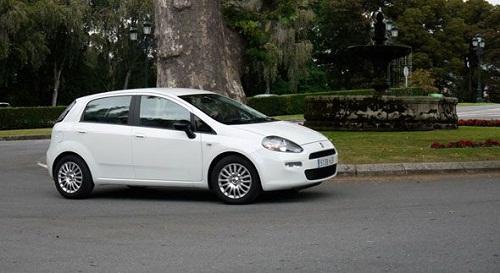 Fiat Punto GLP bi-fuel: prueba de consumo.