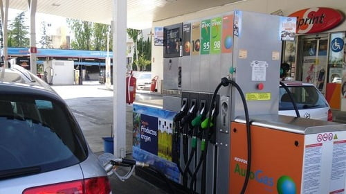 Repsol lleva a Ciudad Rodrigo la primera estación con autogas.