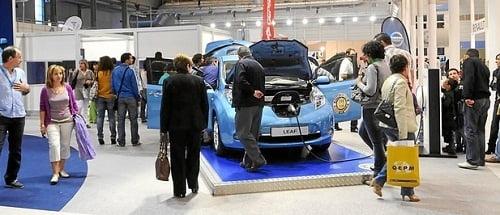 El autogas y el coche eléctrico se reivindican en reducción de contaminación.