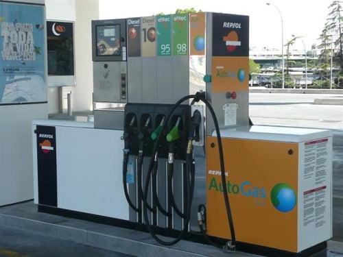 El autogas, la alternativa del ahorro y la sostenibilidad.
