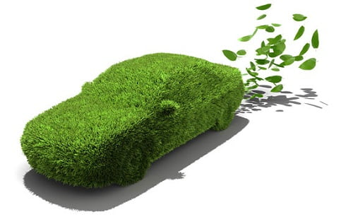 Combustibles verdes también en el taxi.