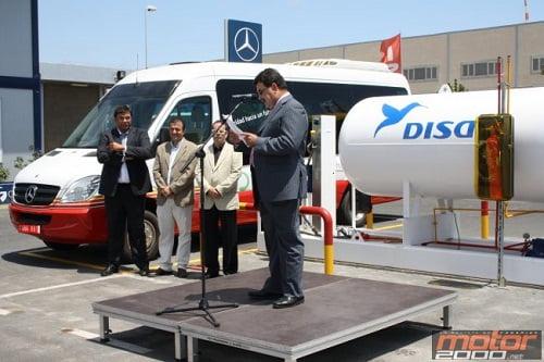 Flick Canarias y Disa apuestan por el autogas.
