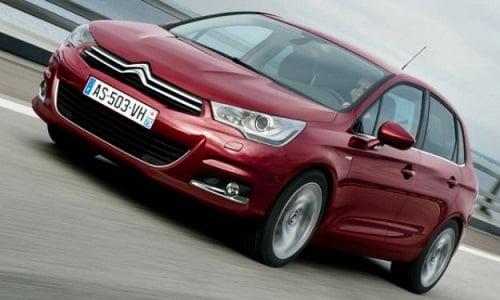 Los coches más vendidos en noviembre de 2012.