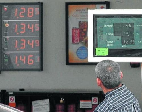 Los precios de la gasolina y el gasóleo aumentarán en enero.