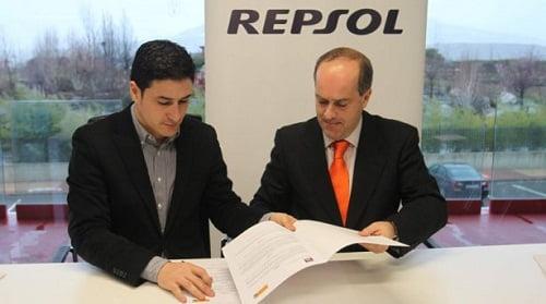 Repsol y Noáin firman un convenio para potenciar el uso del autogas.