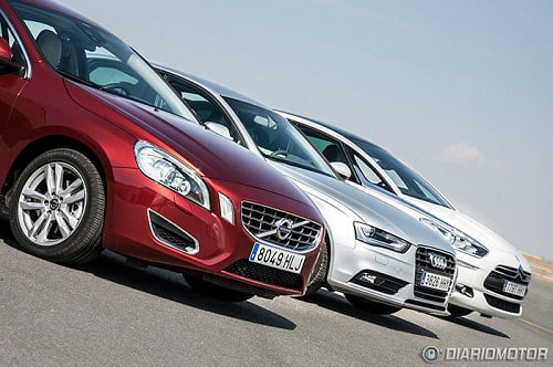 Cinco curiosidades sobre las ventas de coches en España en 2012.