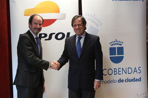 Repsol y el Ayuntamiento de Alcobendas (Madrid) promoverán el uso del AutoGas.