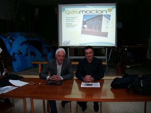 Conferencia de Gasmocion en Alicante.