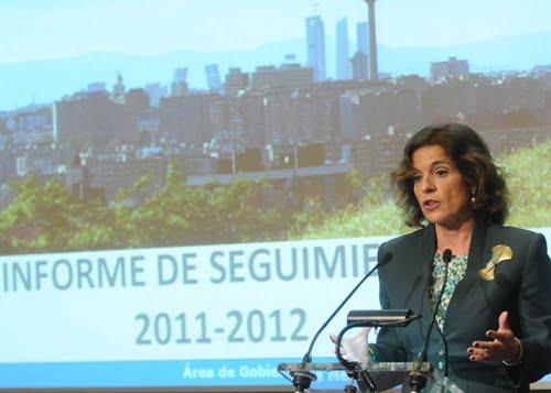 Las tarifas de aparcamiento en Madrid subirán para coches más contaminantes desde 2014.