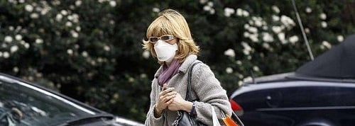 Italia combate su contaminación con la limitación del tráfico en todo el país