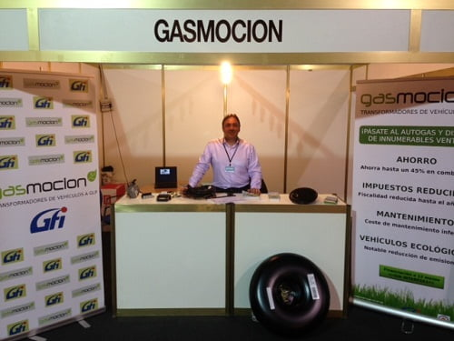 Gasmocion, presente en el I Congreso de Energias Renovables en Menorca