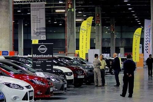 Feria Valencia acogerá del 12 al 14 de abril más de 400 vehículos de ocasión con descuentos de hasta 6.000 euros y con presencia del GLP