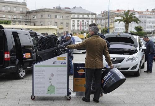 Jornada para fomentar el uso de coches de autogás