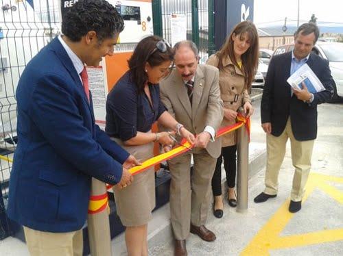 Ya hay suministro de autogas en Ávila