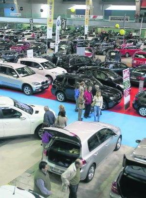 Presencia del GLP en la Feria del Vehículo de Ocasión de Asturias