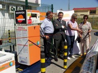 Repsol y el Ayuntamiento de Segovia impulsarán el uso de autogas en la ciudad