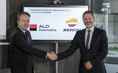 ALD y Repsol apuestan por las flotas de vehículos de Autogas