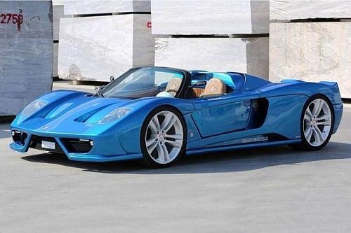 El Rascasse: un V12 a GLP de Montecarlo Automobile