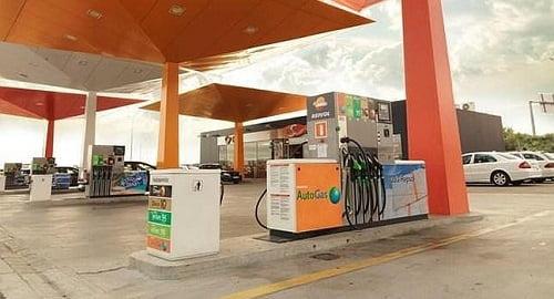 Repsol amplia la red GLP