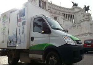 Madrid solo permitirá la carga y descarga a vehículos limpios en 2020
