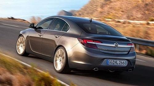 Nuevo Opel Insignia a GLP