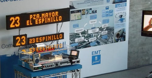 Emt madrid celebra una jornada sobre movilidad urbana for Oficina emt madrid