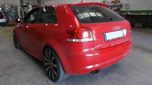Transformación Audi A3 3.2i V6