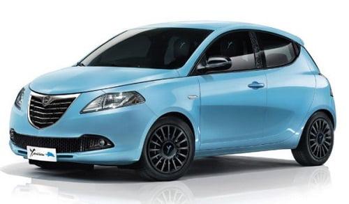 Nuevo Lancia Ypsilon Elefantino con motor a GLP