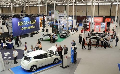 Comienza el Salón del Vehículo y Combustible Alternativo en Valladolid