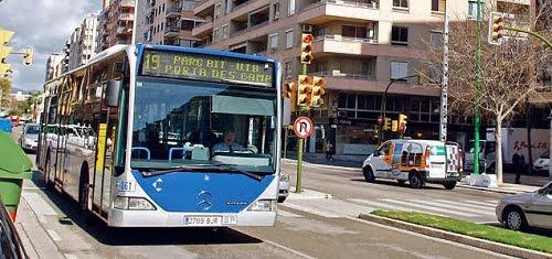 La EMT renovará su flota en Mallorca con vehículos a gas natural (GNC)