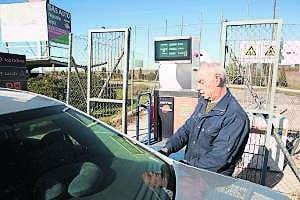 Taxistas y conductores piden surtidores de autogas GLP en Cáceres