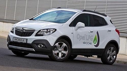 Opel Mokka GLP: 1300 kilómetros de autonomía