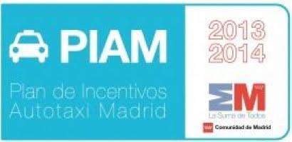 El IDAE subvenciona el autogas GLP y el gas natural (GNC) para taxis en Madrid