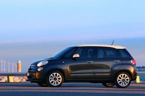 Fiat 500L, nuevas mecánicas gasolina y GLP de 120CV