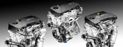 La gama de motores Ecotec de General Motors se amplía