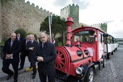 Ávila estrena el primer vehículo turístico de autogas/GLP de Castilla y León