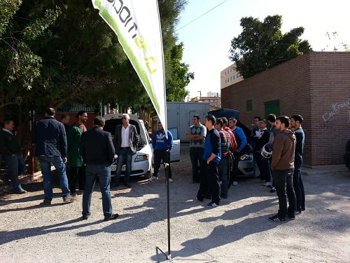 Nueva conferencia sobre el autogas/GLP y GNC de Gasmocion en Alicante