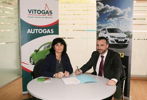 Opel, Vitogas y LeasePlan promoverán el uso del autogas/GLP