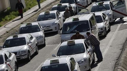 Una flota de taxis «limpios» para 2020