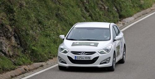 ALD Ecomotion tour 2014, apología de la eficiencia con presencia del autogas/GLP