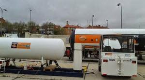 Autogas/GLP, una alternativa para el handling aeroportuario