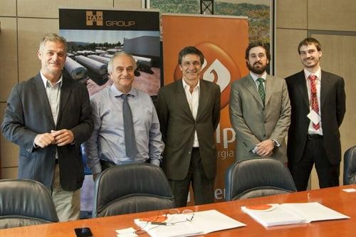 Madrid y Gerona contarán con dos nuevos puntos de suministro de GNV para vehículos pesados