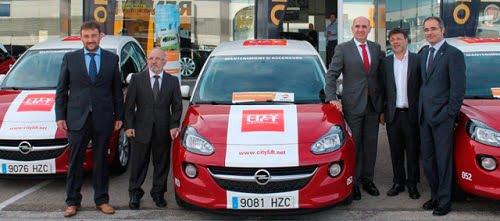 Repsol, Opel y Citylift se unen para promover el uso del GLP