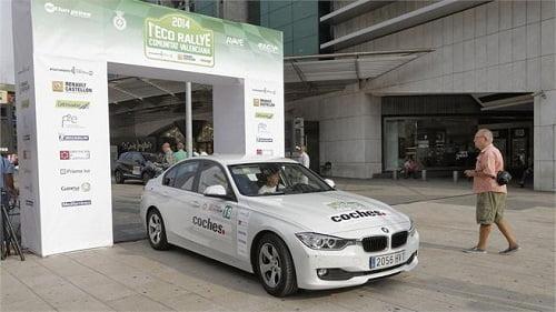 Celebrado el Eco Rallye de la Comunidad Valenciana