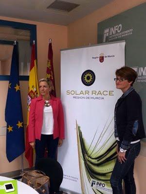 La Solar Race reunirá 24 vehículos impulsados por energías alternativas en un circuito urbano de Murcia