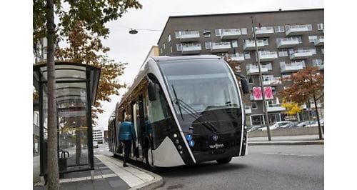 Scania desarrolló un nuevo y moderno bus operado con GNC