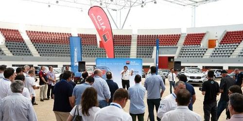 29 vehículos participan en el 8º ALD Ecomotion Tour de Las Rozas